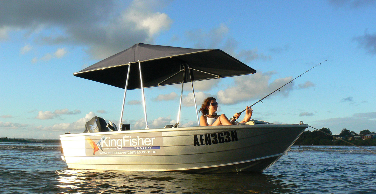Kingfisher Canopy.   : boat canopy manufacturers - memphite.com